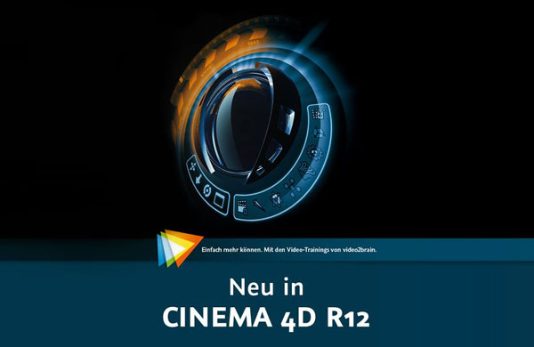New CINEMA 4D 12 online training available