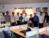 Visiting IDC Asia at Temasek Polytechnic, Singapore