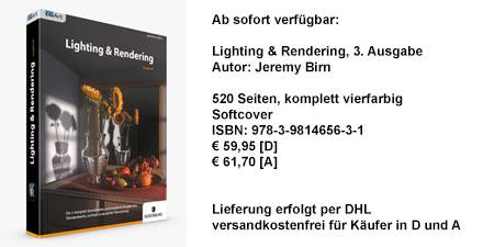 Lighting&Rendering, Jeremy Birn, deutsche Übersetzung